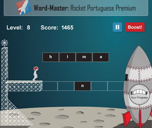 rocket portuguese course features