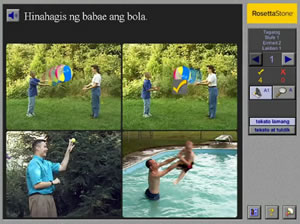 rosetta stone tagalog review image 3